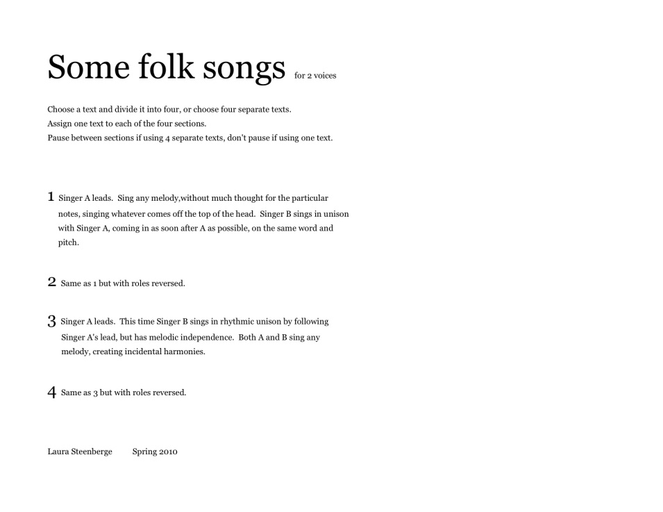 Some_folk_songs
